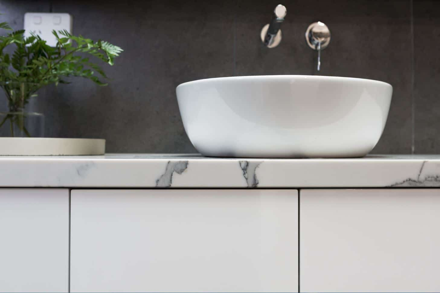Bathroom Basin Renovation