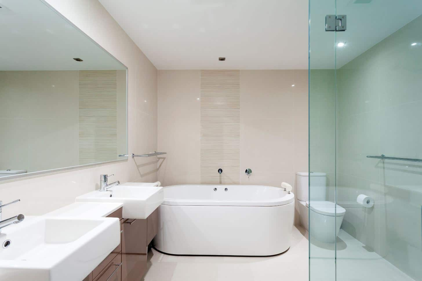Renovated Family Bathroom in Sydney's West